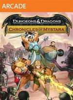 Jaquette Dungeons & Dragons : Chronicles of Mystara