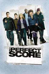 Affiche The Perfect Score