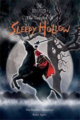 Affiche La légende de Sleepy Hollow