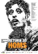 Affiche Homs : Chronique d'une révolte
