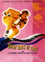 Affiche Great Balls of Fire !