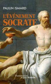 Couverture L'Événement Socrate