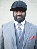 Photo Gregory Porter