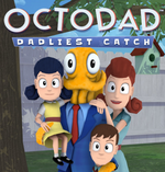 Jaquette Octodad : Dadliest Catch