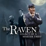 Jaquette The Raven : Legacy of a Master Thief