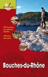 Couverture Guides géologiques Bouches-du-Rhône