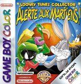 Jaquette Looney Tunes Collector : Alerte aux martiens !