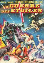 Couverture La Guerre des étoiles, tome 1