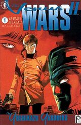 Couverture The Venus Wars II