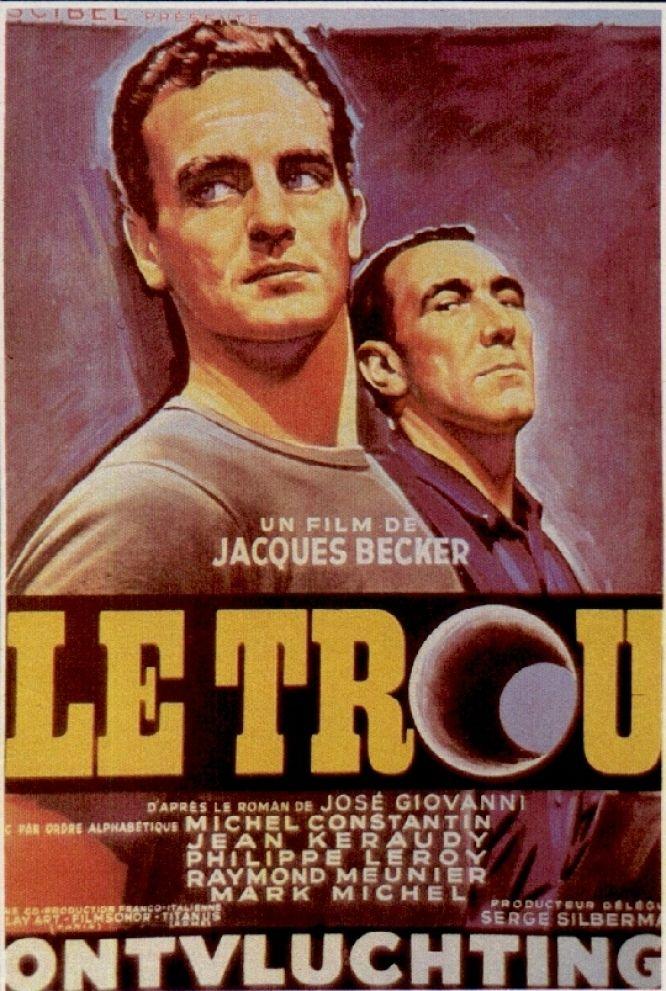 Affiches, posters et images de Le Trou (1960) - SensCritique