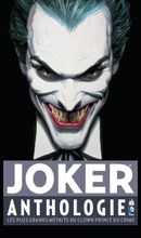 Couverture Joker Anthologie