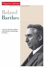 Couverture Roland Barthes