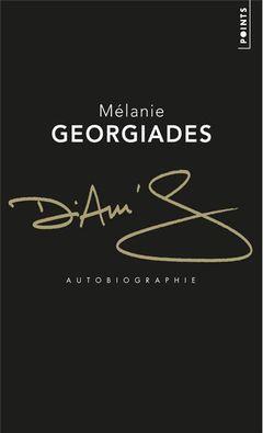 Couverture Diam's, autobiographie