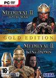 Jaquette Medieval 2: Total War - Gold Pack