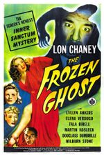Affiche The Frozen Ghost