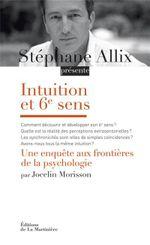 Couverture Intuition et 6e sens