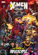 Couverture X-Men: Age of Apocalypse