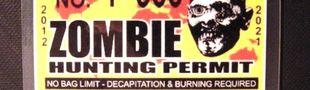 Cover Livres à emporter en cas d'invasion soudaine de zombies.