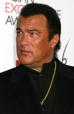Photo Steven Seagal