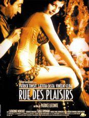 Affiche Rue des plaisirs