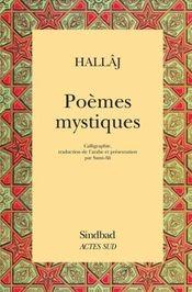 Couverture Poèmes mystiques