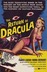 Affiche Le Retour de Dracula