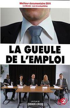 Affiche La Gueule de l'emploi