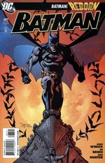 Couverture Batman : A Battle Within