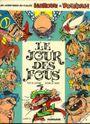 Couverture Le Jour des fous - Iznogoud, tome 8