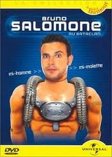 Affiche Bruno Salomone au Bataclan