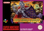 Jaquette Super Ghouls 'n Ghosts