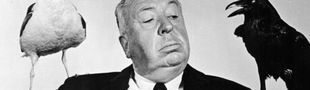 """Cover """"The length of a film should be directly related to the endurance of the human bladder."""" - Alfred Hitchcock"""