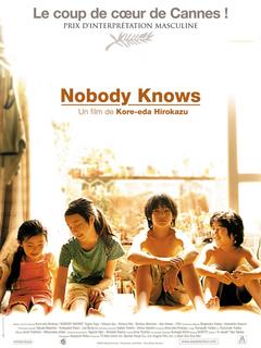 Affiche Nobody Knows