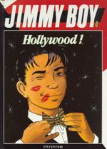Couverture Hollywood ! - Jimmy Boy, tome 4