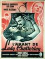 Affiche L'Amant de Lady Chatterley