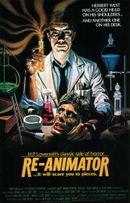 Affiche Re-Animator