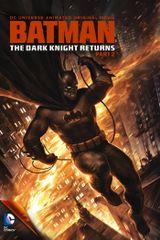 Affiche Batman : The Dark Knight Returns, partie 2