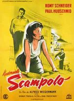 Affiche Mademoiselle Scampolo