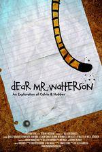 Affiche Dear Mr. Watterson