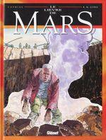 Couverture Le Lièvre de Mars, tome 8