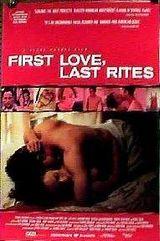Affiche First Love, Last Rites