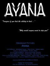 Affiche Ayana