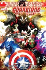 Couverture War of Kings, Book 1 - Guardians of the Galaxy (2008), tome 2
