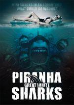 Affiche Piranha Sharks
