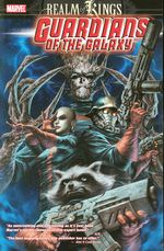 Couverture Realm of Kings - Guardians of the Galaxy (2008), tome 4