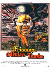Affiche Frissons d'outre-tombe