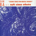 Pochette Cosmic Tones for Mental Therapy