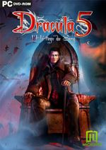 Jaquette Dracula 5 : L'Héritage du Sang