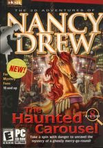 Jaquette Nancy Drew: The Haunted Carousel