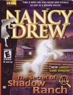 Jaquette Nancy Drew: The Secret of Shadow Ranch